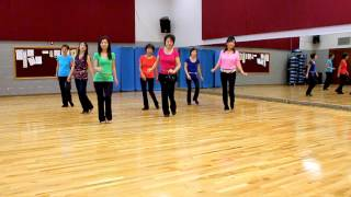 Baby Grace - Line Dance (Dance & Teach in English & 中文)