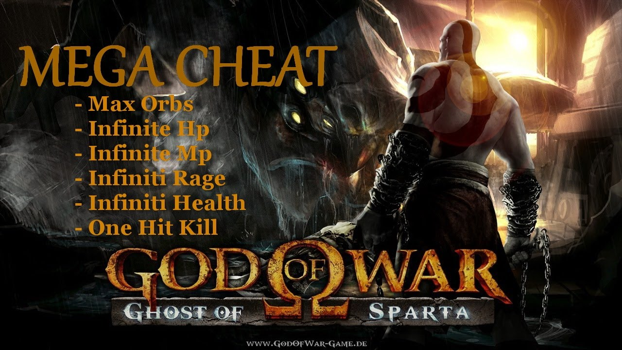God of war ghost of sparta ps3 cheats codes | Code  2019-03-29