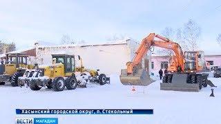 Новые специальности откроют в горно-строительном колледже