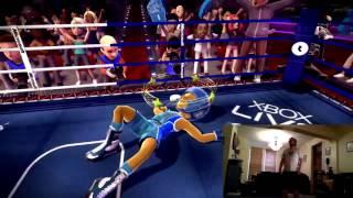 Tornado Gardens Champion (Kinect Sports)