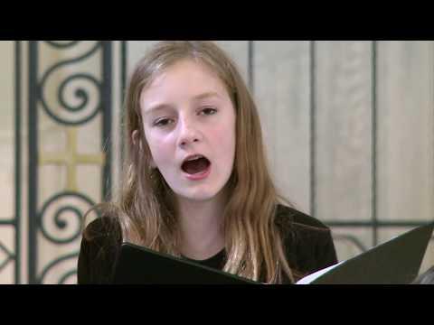 The Oratory Children's Choir - Ich Folge Dir Nach