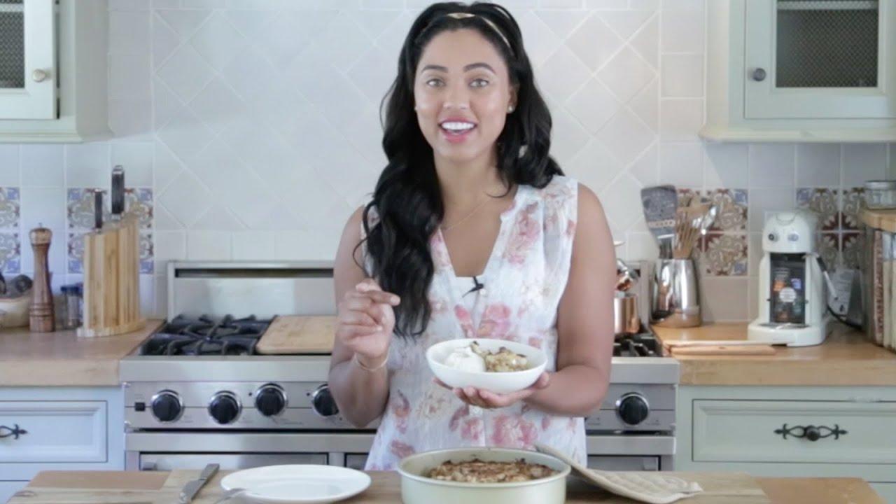 Little Recipe of Mine: Bread Pudding - YouTube