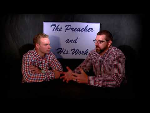 Preacher and His Work - PTP Edition - Dale Pollard