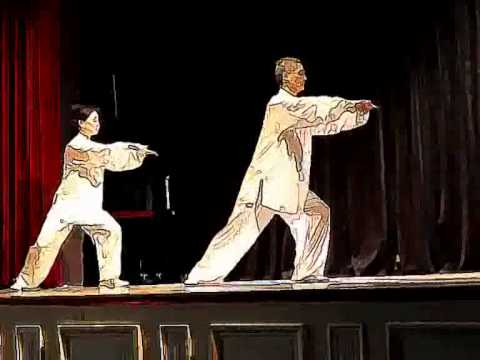 Les arts martiaux chinois le ta chi chuan youtube for Les arts martiaux chinois