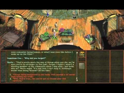 Planescape: Torment Part #44 - A Belated Mechanics Intro 2