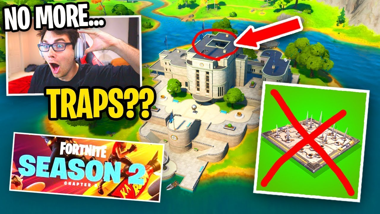 Everything NEW In Fortnite Season 2 EXPLAINED... (Locations, Patch Notes, Unvaulted Weapons)