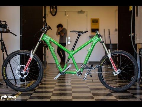 Visit at Santa Cruz Bicycles