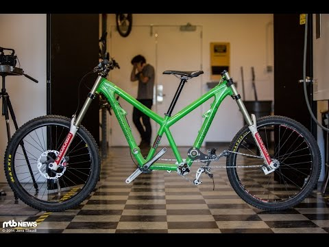 Visit at Santa Cruz Bicycles
