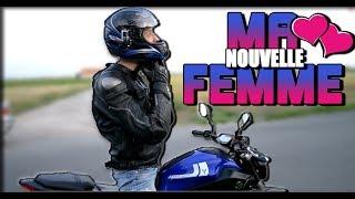 MA NOUVELLE MOTO ! MT07 2017