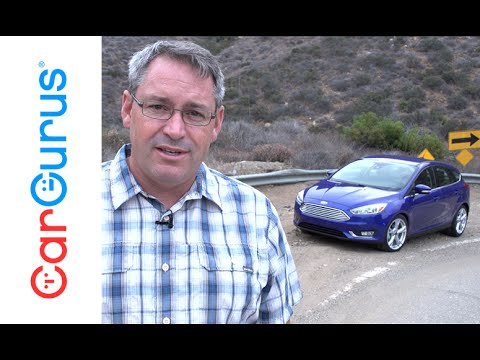 2015 Ford Focus | CarGurus Test Drive Review
