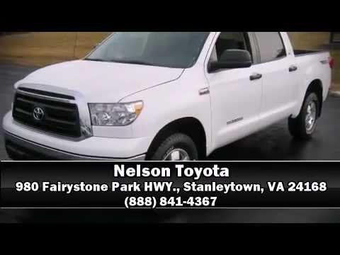 2011 Toyota Tundra 5.7L In Southside VA   Including Martinsville, Danville,  Roanoke, Greensboro NC