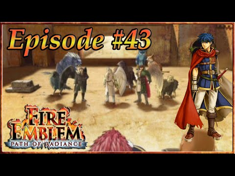 Fire Emblem: Path Of Radiance - Meeting Of The Laguz Tribes, Oliver's Greed - Episode 43