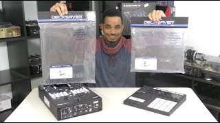 Decksaver Covers for the RANE SEVENTY-TWO & Maschine MK3