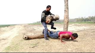 Download Must Watch Funny😂😂Comedy Videos 2019 Part-4 || Bindas fun || Mp3 and Videos