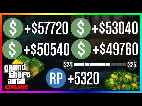 GTA 5 Online: SOLO UNLIMITED MONEY & RP! - Fast Easy Money Methods Not Money Glitch PS4/X1/PC 1.38