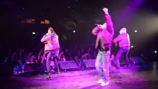 """DSA COMMANDO - """"Terrorizers"""" Live durante il concerto dei NON PHIXION"""