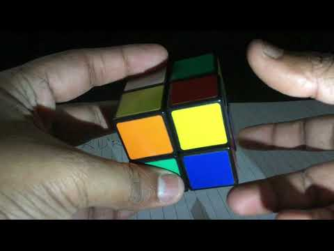 2x2 Rubiks cube Blindfolded Tutorial in Tamil