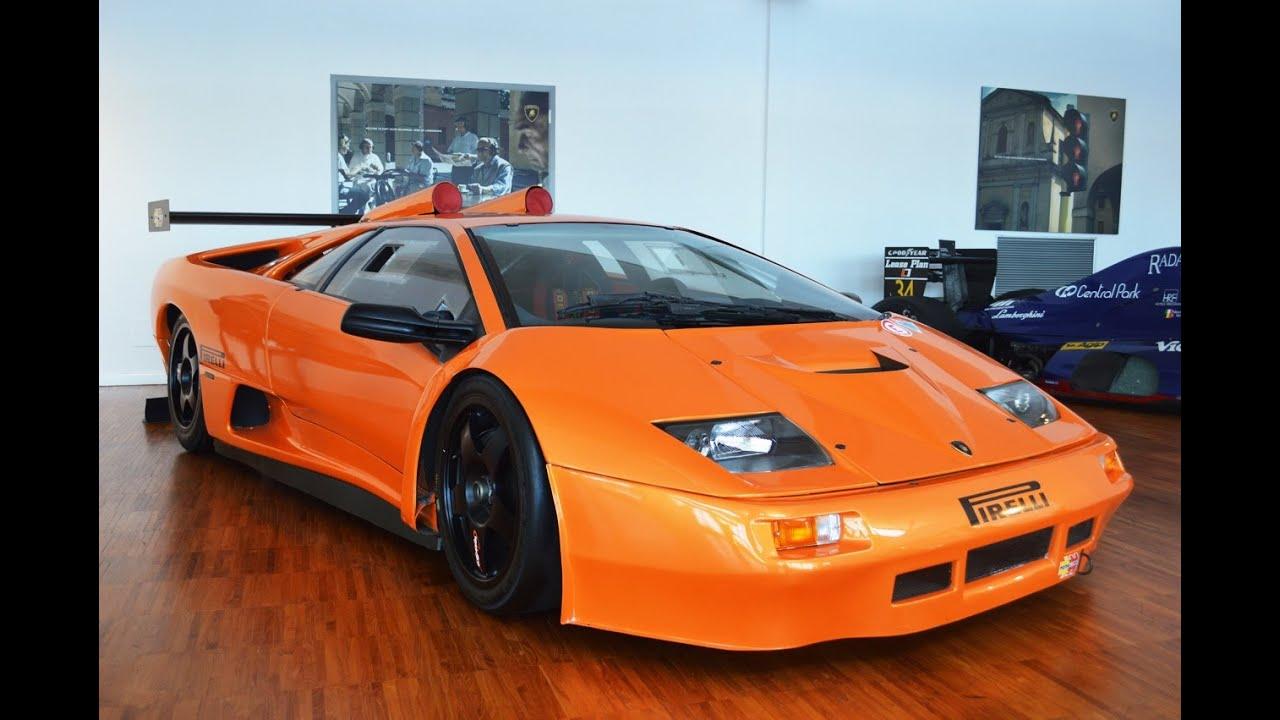 Granturismo 6 250 Mph Lamborghini Diablo Gt2 Setup Youtube
