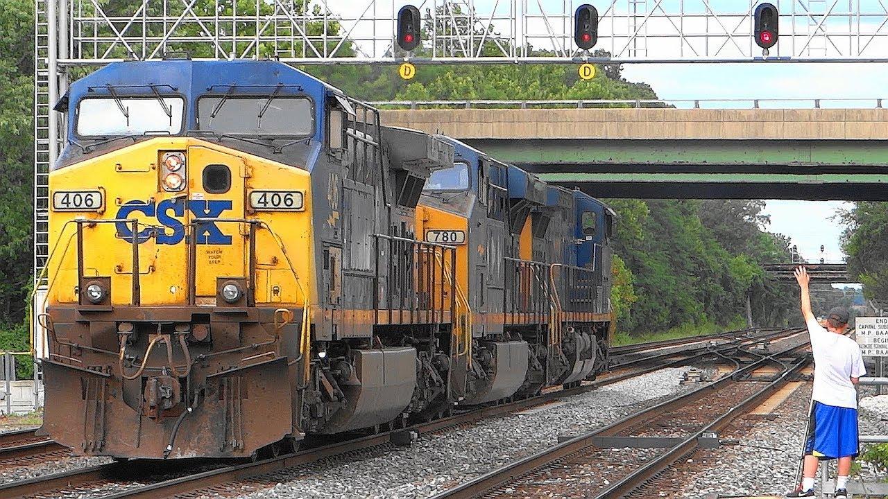 Listen To These Ge Locomotive Diesel Engines