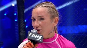 FAME MMA 6: Linkimaster (wywiad w oktagonie)