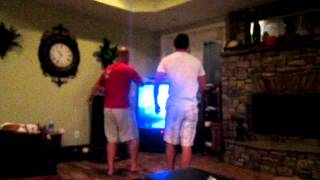 Wii Country line dancing