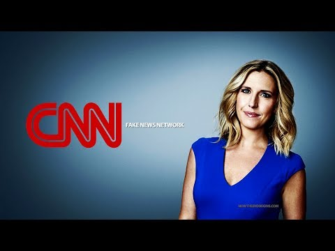 Fake News CNN Anchor Poppy Harlow  Doesn