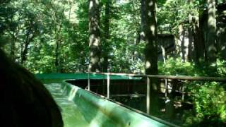 Enchanted Forest in Salem,OR:Big Timber Log Ride