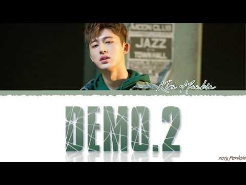 KIM HANBIN (B.I) - 'DEMO.2' Lyrics [Color Coded_Han_Rom_Eng]