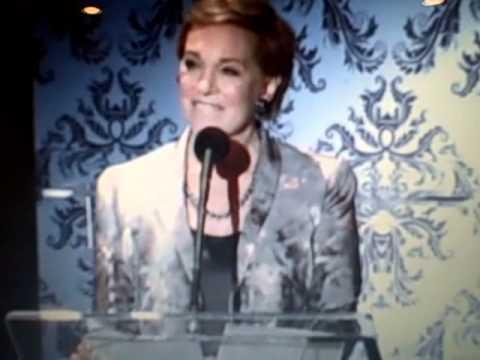 Julie Andrews Lifetime Achievement Award Grammys