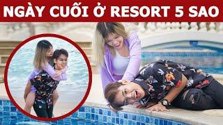 Ngày cuối cùng ở Resort 5 Sao ở Vũng Tàu | Oops Banana V10g 181