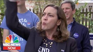 How Virginia Could Make Blue History | NBC News Now