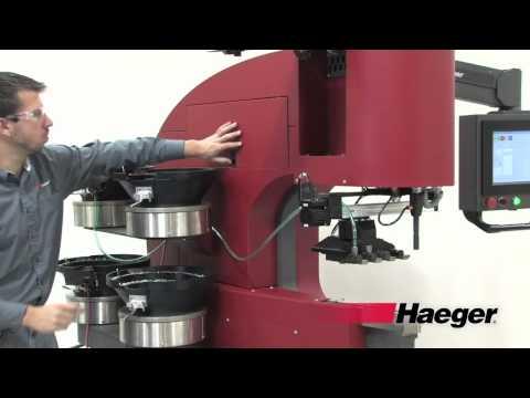 Haeger 840 WT 4E Hardware Inserter