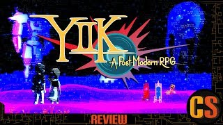 YIIK A POST MODERN RPG - PS4 REVIEW (Video Game Video Review)