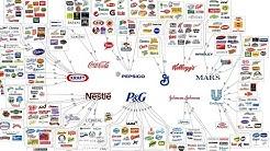 DIESE 10 Konzerne produzieren ALLES was Du kaufst 😲