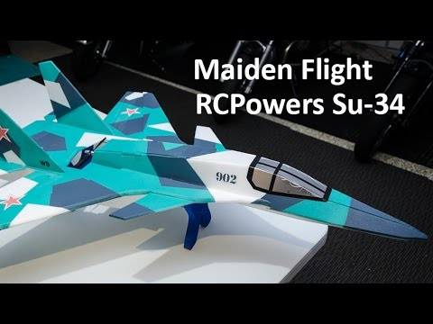 RCPowers Su-34 Maiden