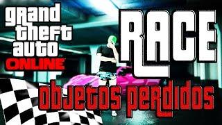 Grand Theft Auto V PC Carrera Objetos Perdidos - 2015 GTA 5 - 1080P 60FPS