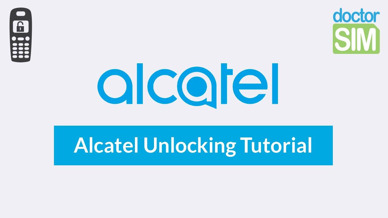 Unlock Alcatel phone online by IMEI - doctorSIM U S A