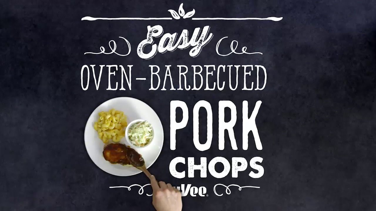 How To Make Easy Ovenbarbecued Pork Chops