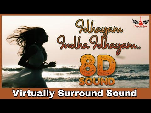 Idhayam | 8D Audio Song | Billa 2 | Ajith Kumar | Yuvan Shankar Raja 8D Songs