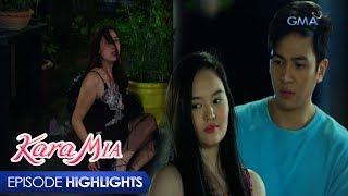 Aired (March 28, 2019): Tinuruan ni Mia ng leksyon si Ellie dahil i...