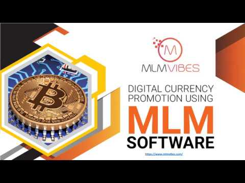 Digital currency Promotion Using MLMVibes Digital currency