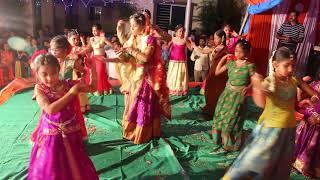 Kuchupudi dance by vertex prime kids 26/08(4)