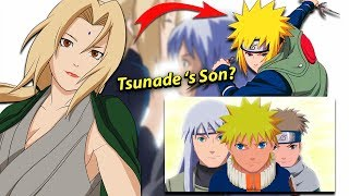 Tsunade is SECRETLY Minato