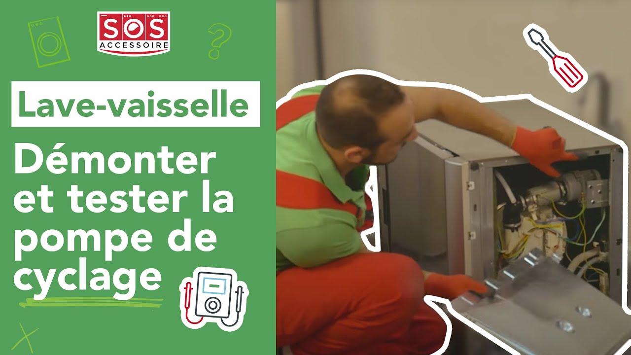 MOTEUR DE CYCLAGE POUR LAVE VAISSELLE LG 4681ED1004B