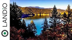 LANDiO : Land For Sale : 58 Acre Peninsula on Trinity Lake bordering National Forest in California