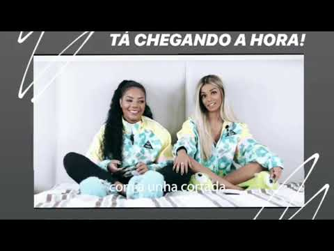 EM BREVE  Teaser Do Vídeo Da Brunna E Ludmilla