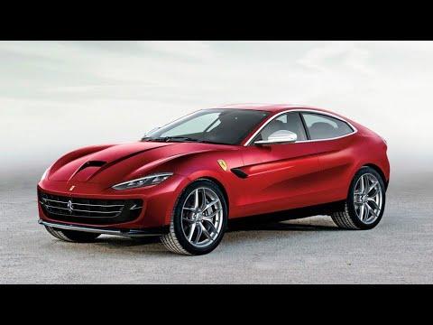 2020 Ferrari Suv Youtube
