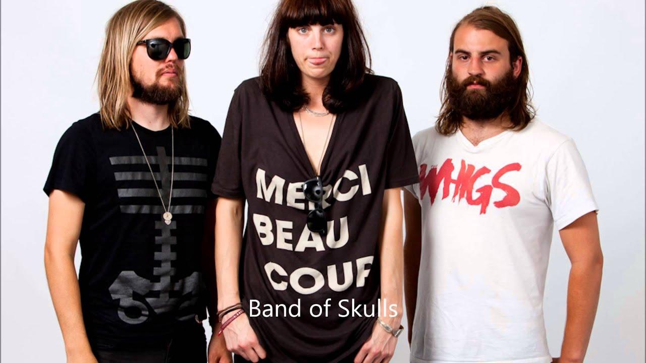 Resultado de imagen de Band Of Skulls