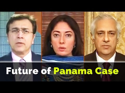 Future of Panama Scandal - Tonight With Moeed Pirzada - 20 November 2016