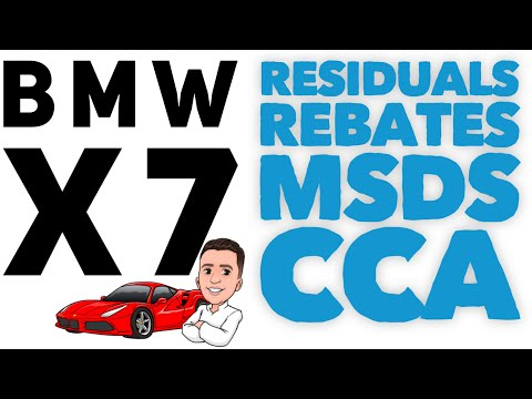 Comprehensive BMW X7 Negotiation Guide!